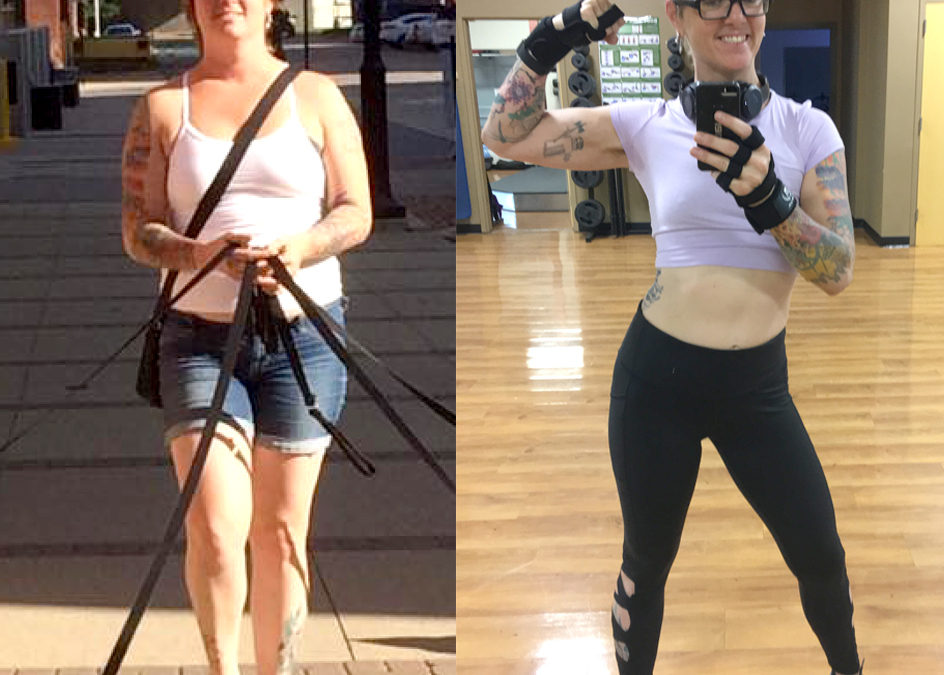 Food, fitness, alcohol: transformation