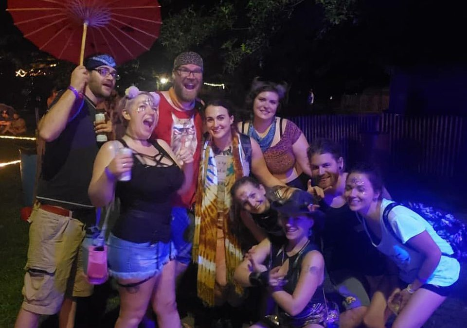 On the anniversary of Woodstock, a look back at Camp Euforia 2019