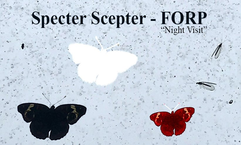 "Bayo Park Gallery introduces ""Specter Scepter"" tonight"