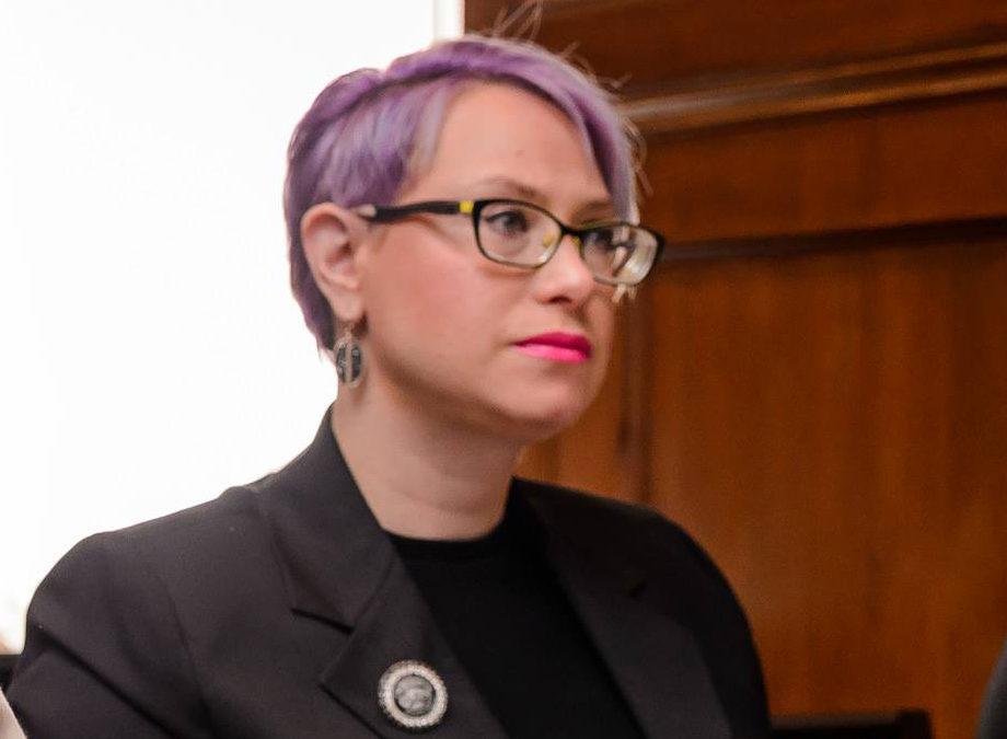 Liz Bennett: open, bold, bi and progressive