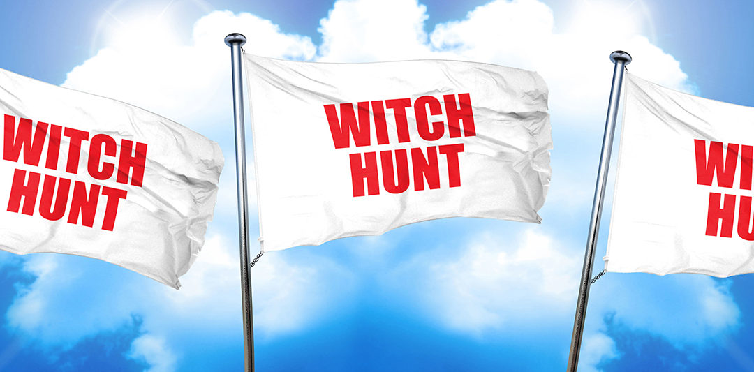 The anti-woman vibe of witch hunts