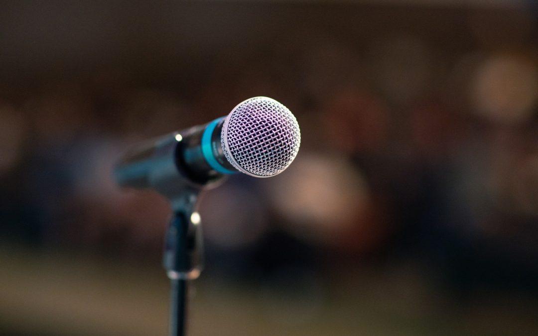 Slam poetry: spoken word under pressure