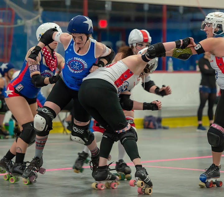Roller Derby Lags on Trans, Nonbinary Inclusiveness