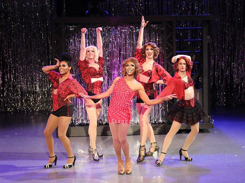 'Kinky Boots' enlightens