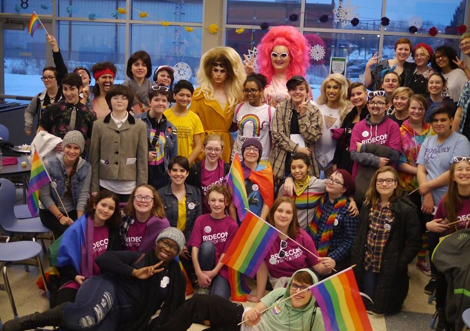 PrideCon, coming Feb. 29, offers fun and learning to Iowa LGBTQ youth
