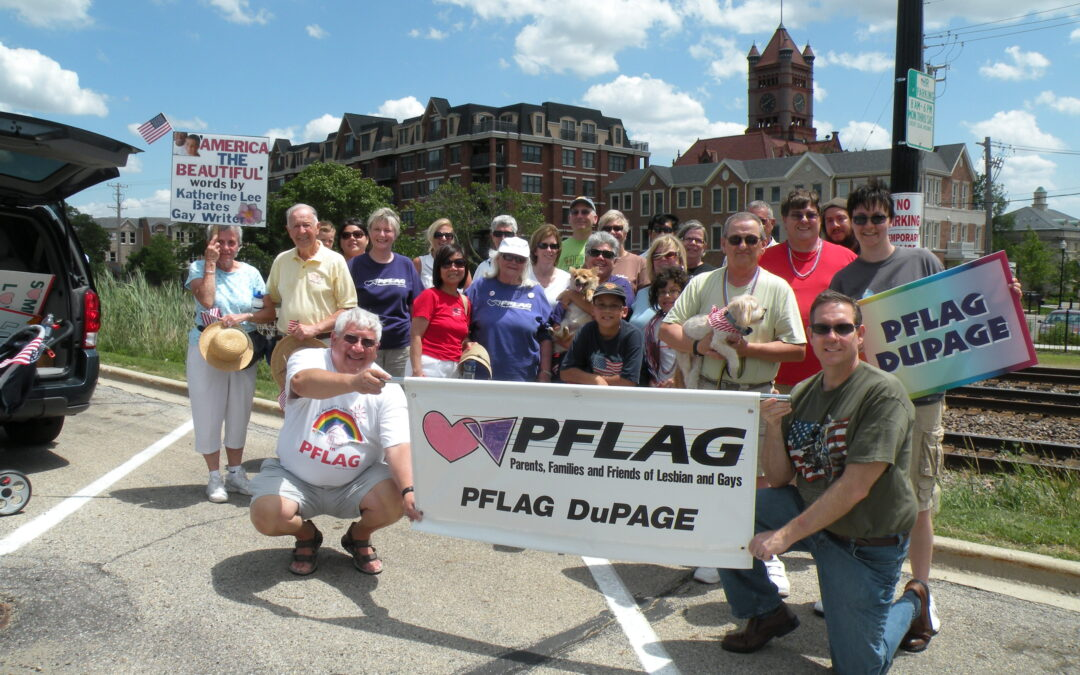 ICE raids inspire new Mount Pleasant PFLAG