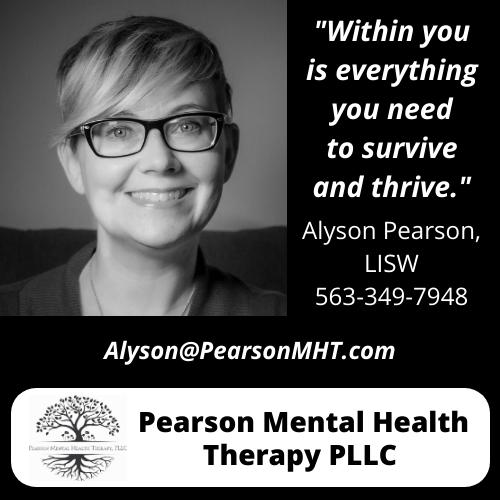 pearson mental health