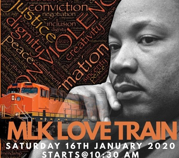 MLK Love Train