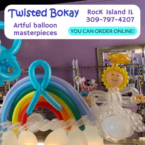 Twisted Bokay