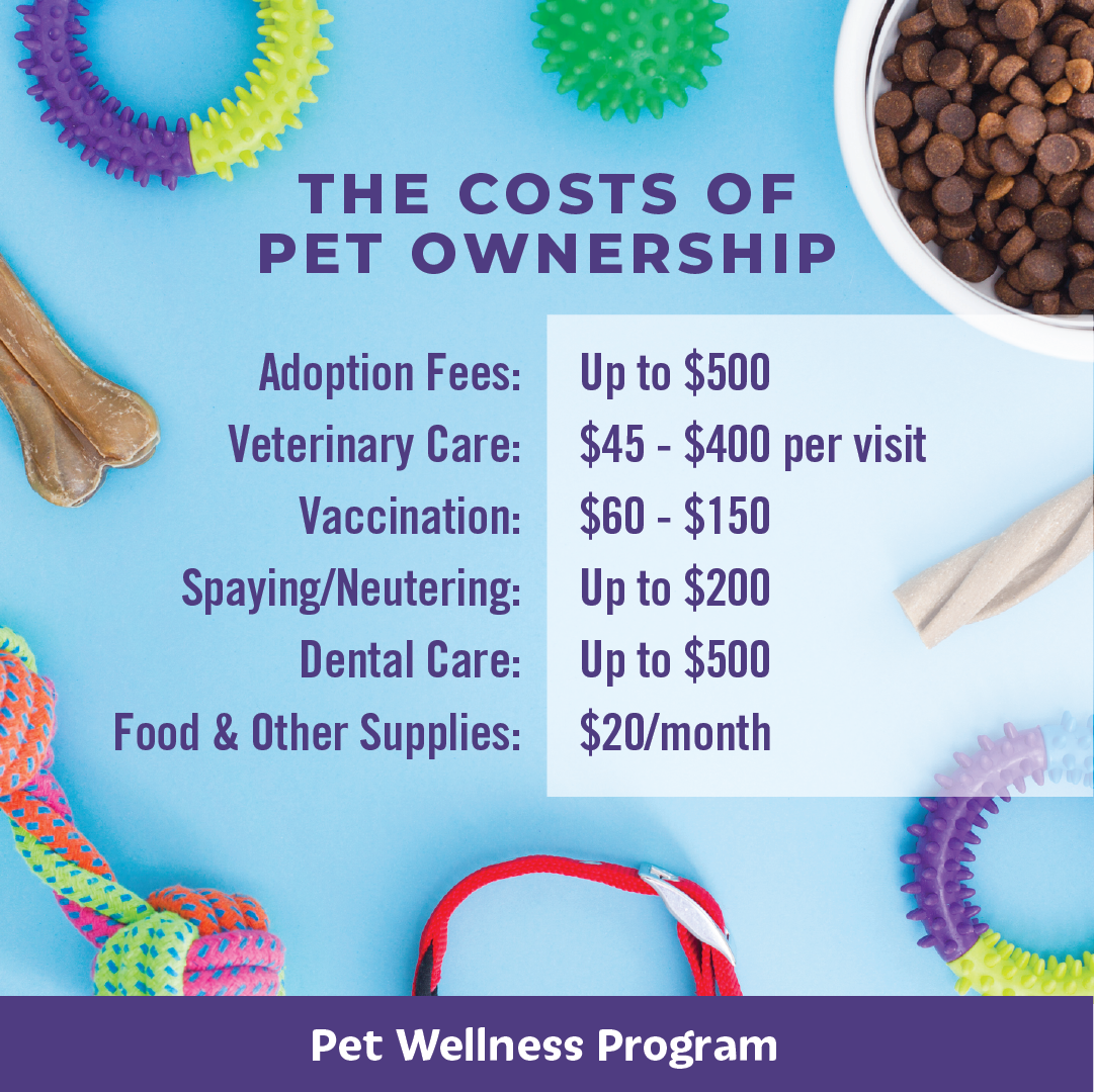 pet ownership costs