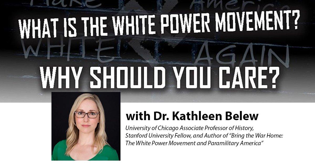 Kathleen Belew webinar