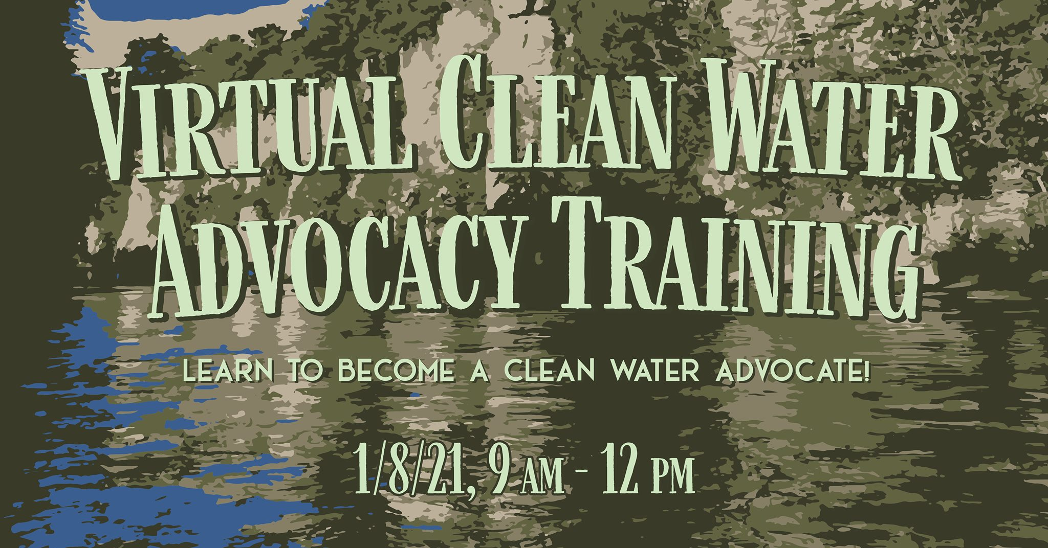 Clean Water Advocacy Training
