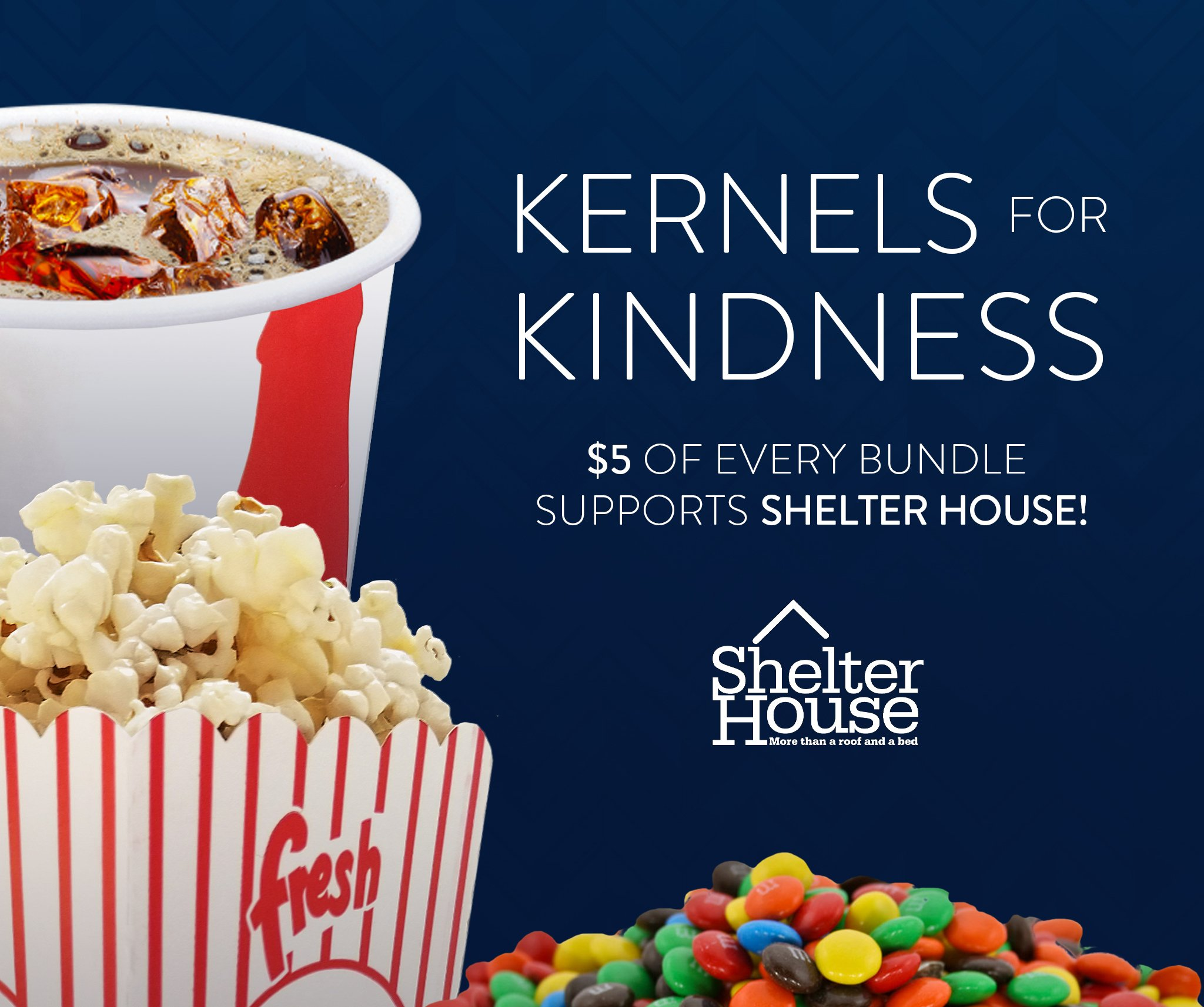 Shelter House Kernels for Kindness