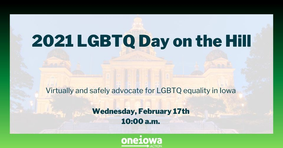 LGBTQ Day on the Hill