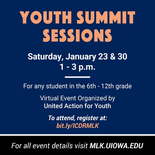 MLK Youth Sessions