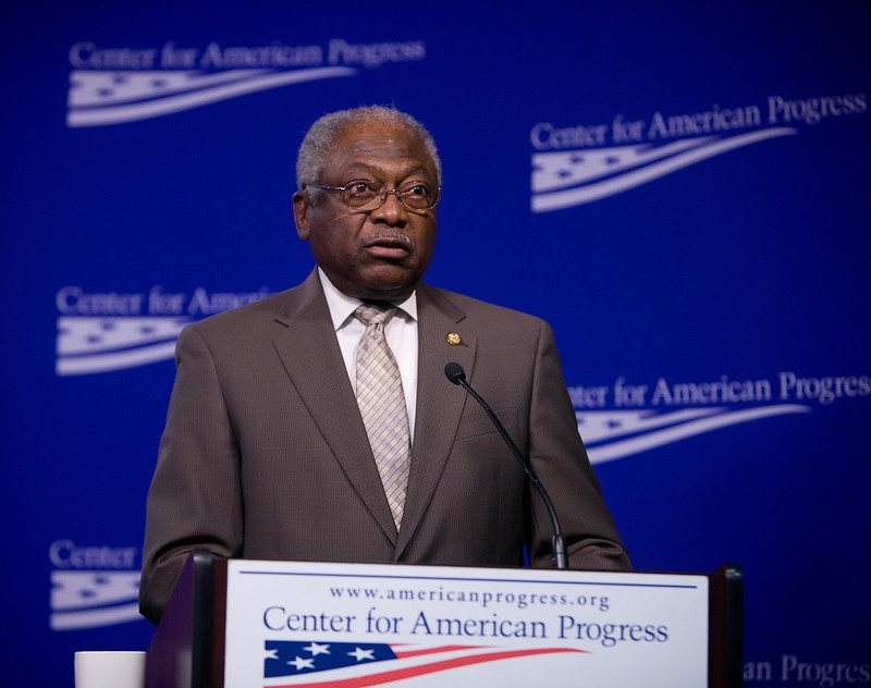 James Clyburn by Center for American Progress