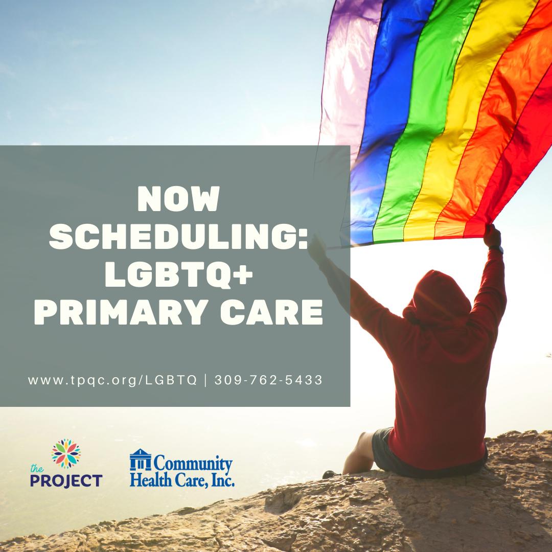 LGBTQ+ Clinic