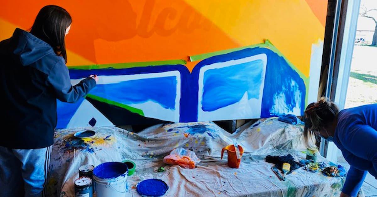 eldon mural 10