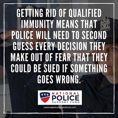 pro qualified immunity