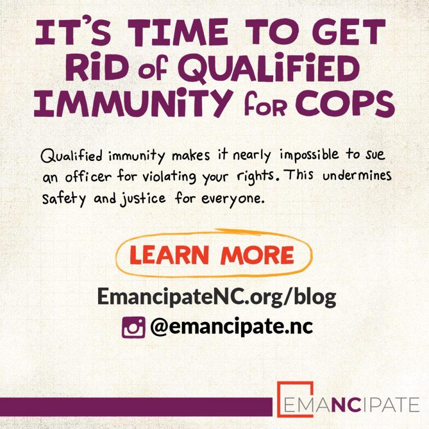 qualified immunity mb8