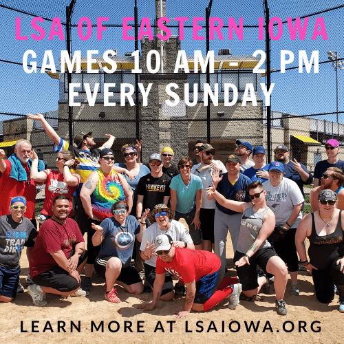 LSA of Iowa