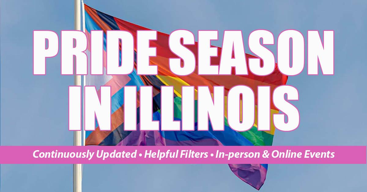 illinois pride events
