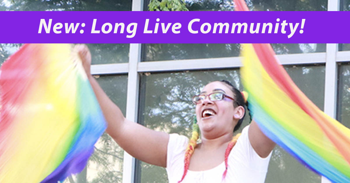 long live community cover