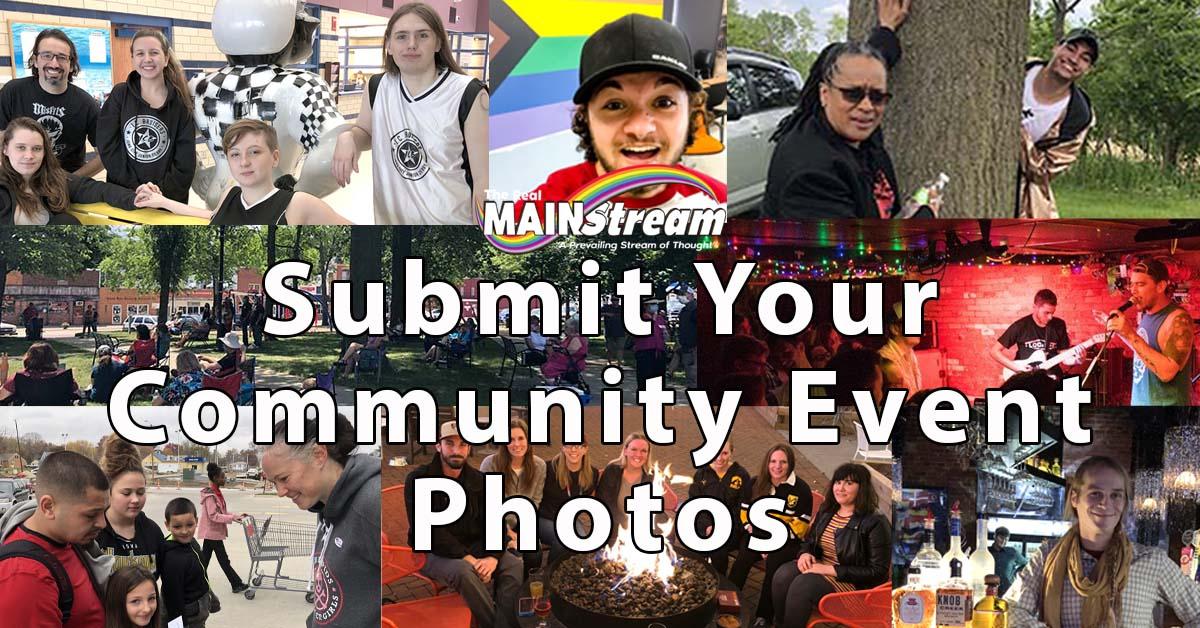 submit community event photos