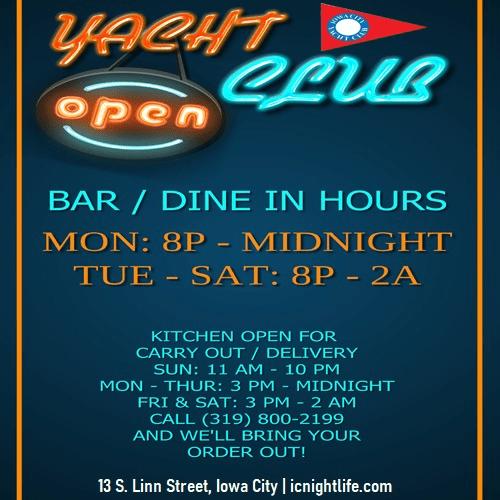 Iowa City Yacht Club 3