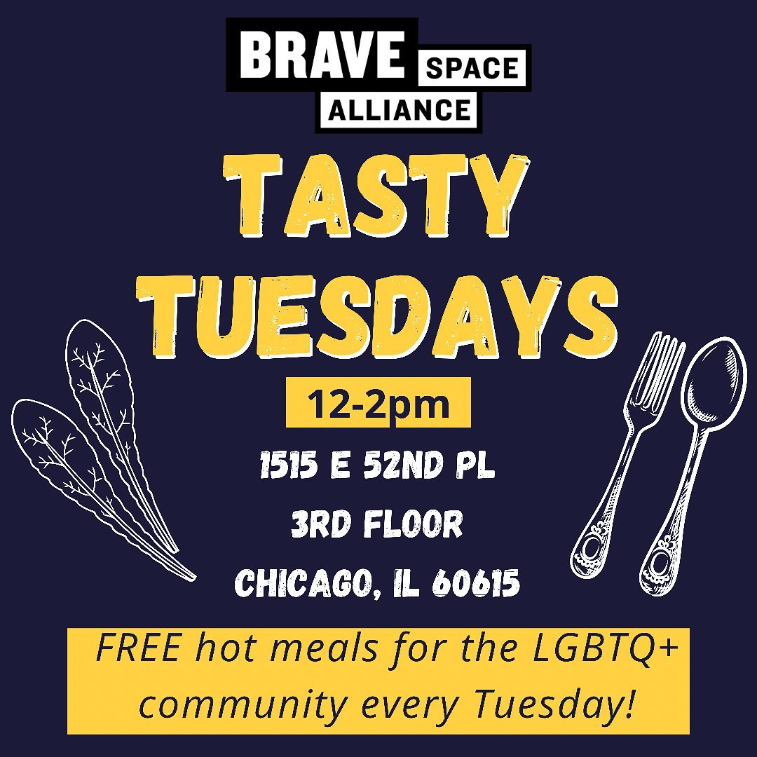 Tasty Tuesdays, Brave Space Alliance