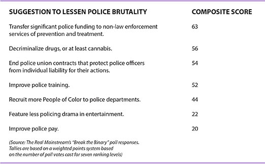 police brutality poll 3
