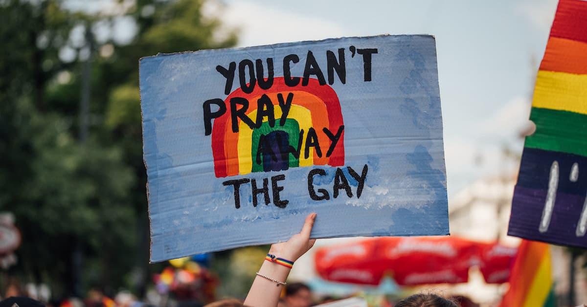 pray away the gay