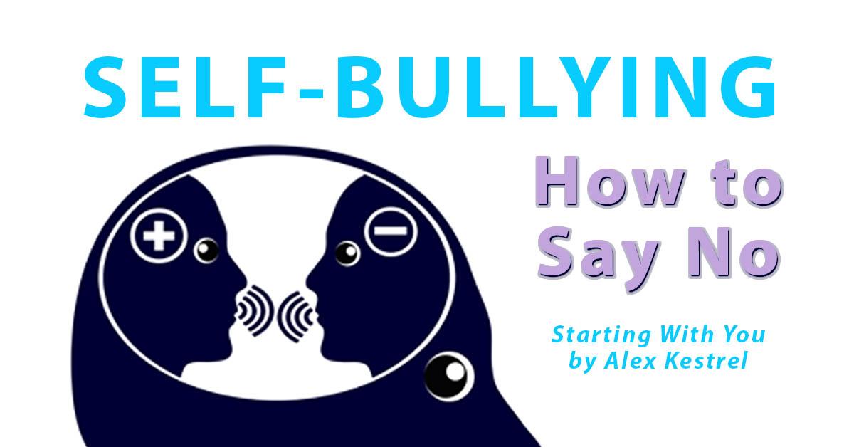 self bullying cover 1