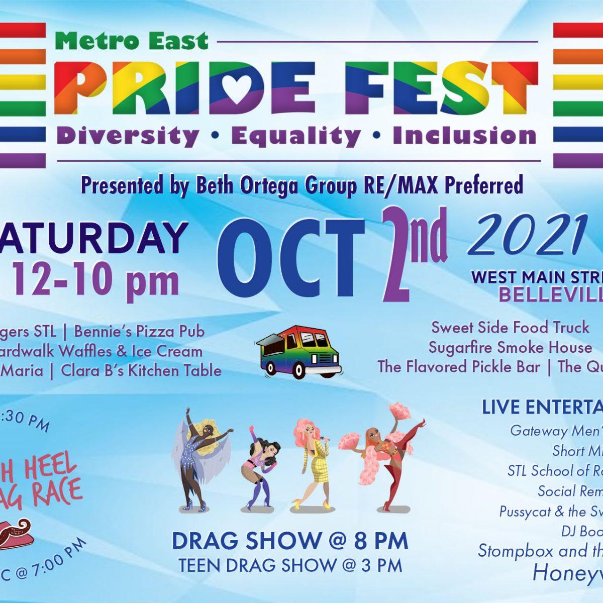 Metro East Pride