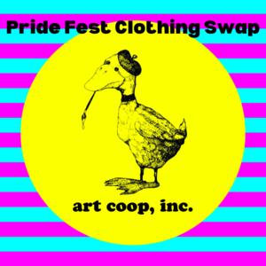 PrideFestClothingSwap