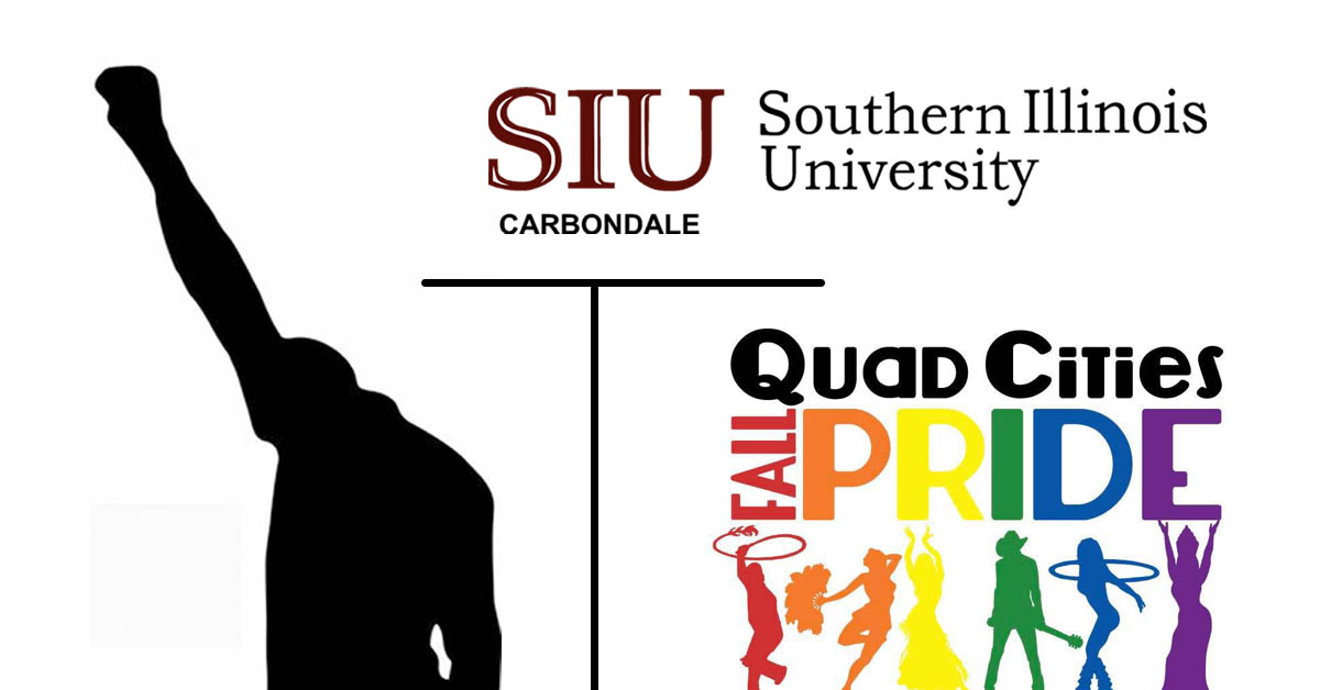 Community Briefs Illinois this week include a BLM protest in Herrin, an honor for Southern Illinois University, and the upcoming Quad Cities Fall Pride.