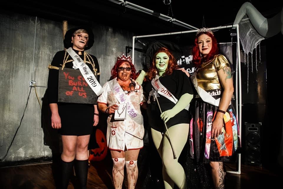 Miss Bettie's Variety show at Varieties' Nightclub