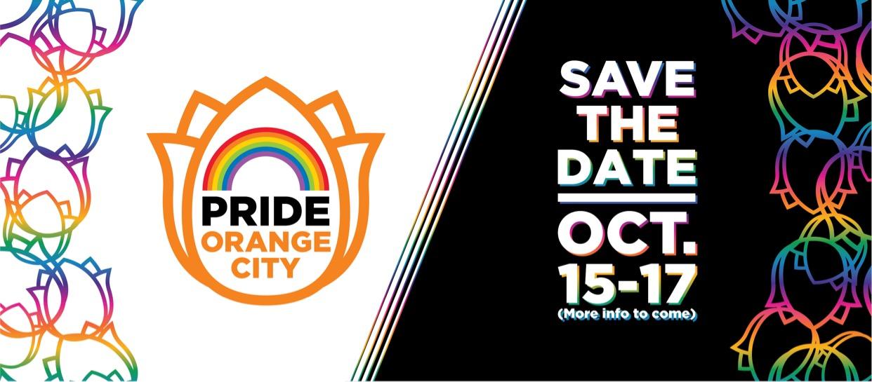 Pride Orange City cover photo Oct. 15-17